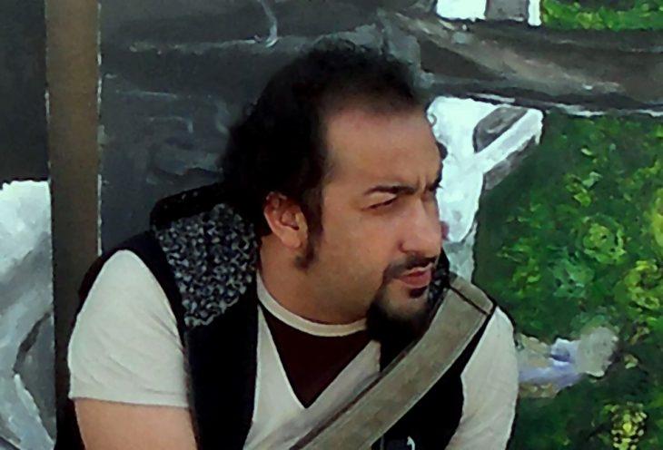 آوانگارد ِ شاعر /  آشور آزاد