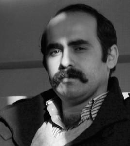 فوتو شعر حجمی/ مصاحبه با احمد بیرانوند